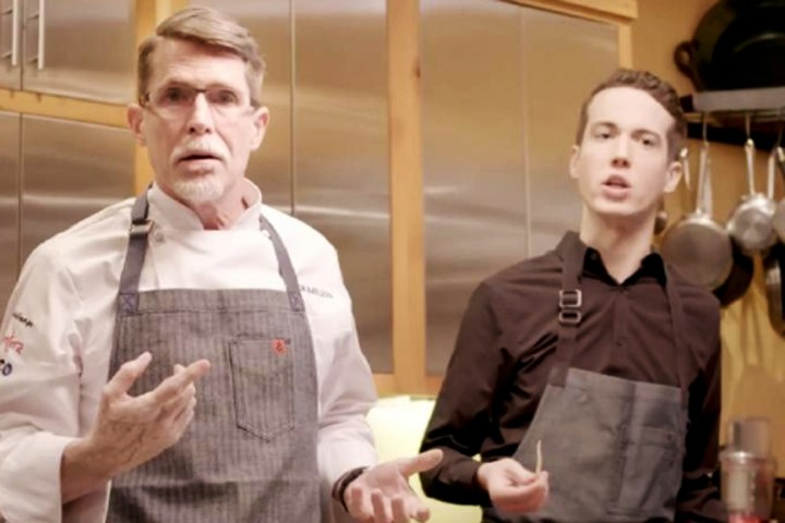 Well done short tickles the palette of famous chefs
