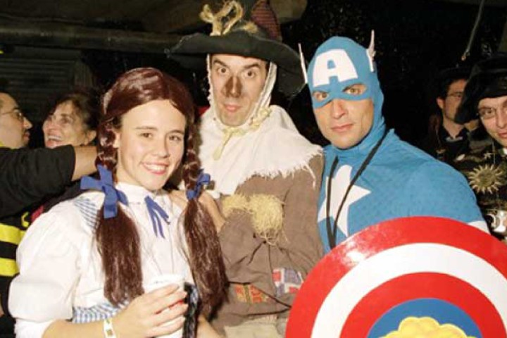 30 years of Atomic Imaging's Halloween parties to end