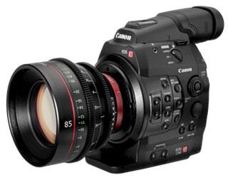 New Canon Cinema EOS camera debuts here Jan. 26
