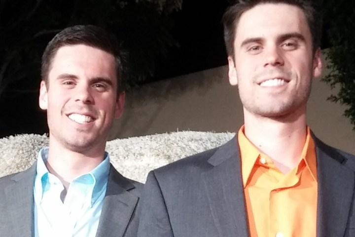 "Filmmaker twins win ""Dumb & Dumber To"" video contest"