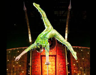 Cirque du Soleil a growing marketing behemoth at 30