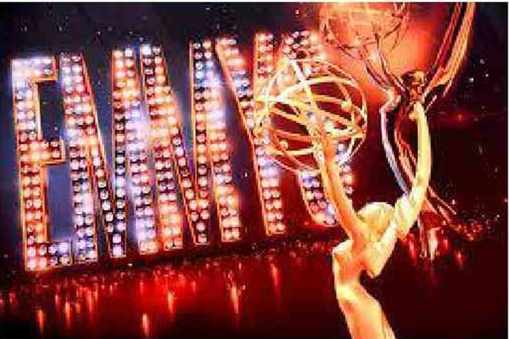 Nominee Jon Ross eyes the prize at Saturday's Emmys