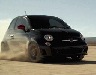 Odd Machine's web videos capture new Fiat 500 action