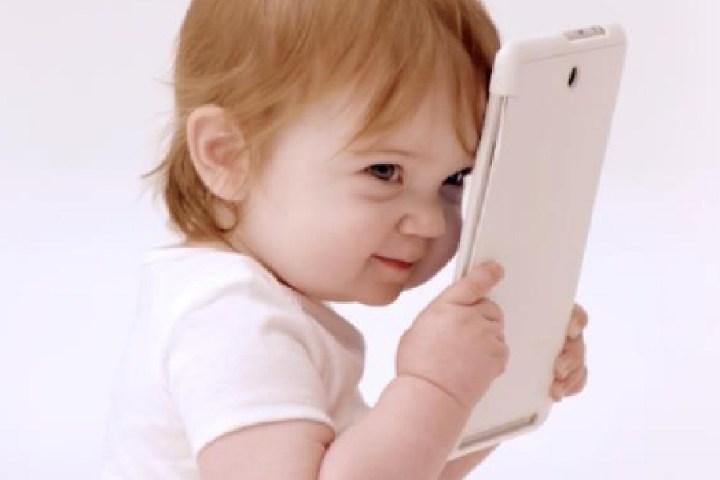 Baby stars in Cerise Films' big screen hospital spot