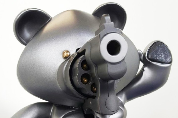 """An exclusive with the shop that built FCB's """"Teddy Gun"""""""