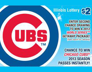 Lottery counting on baseball tickets for $$$ hits