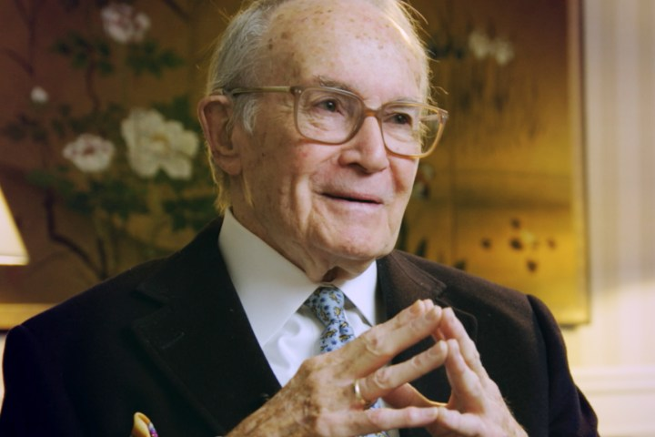 WTTW airs Picture Show's Newt Minow tribute doc May 7
