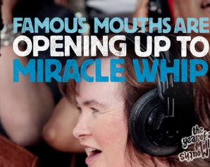 McGarryBowen/Miracle Whip anthem hits the right note
