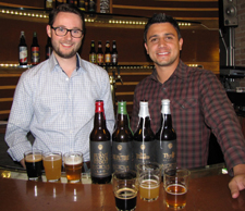 Bridges Media artisan beers are client-pleasing