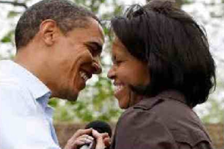 Obamas' romance to be portrayed in 2015 Chicago film