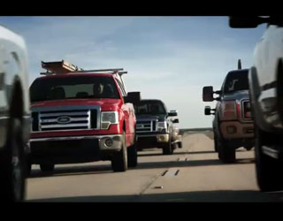 Johnson marks Optimus director debut with Ford spots