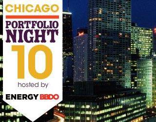 Energy BBDO hosts Portfolio Night at the 410 Club