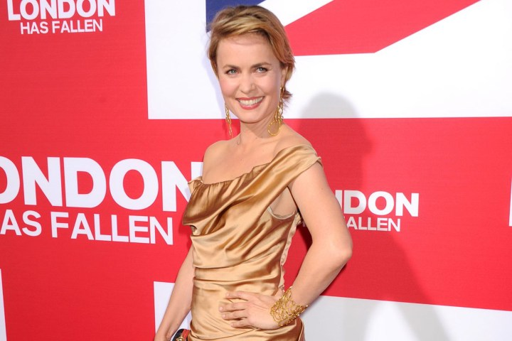 """Radha Mitchell toplines  """"The World Without You"""""""