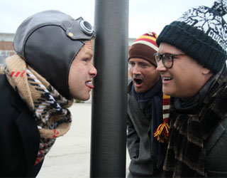 """Smithe spots tie-in with classic """"A Christmas Story"""""""