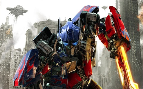 """""""Transformers 4″ one of a sci-fi trio to film here"""