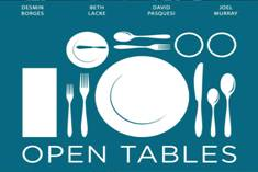 """""""Open Tables"""" now on iTunes, Video on Demand"""
