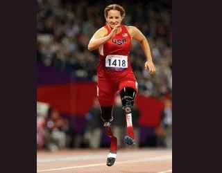 Paralympic sprinter Katy Sullivan stars in short film