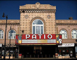 Restored Patio Theatre aims to be filmmakers venue