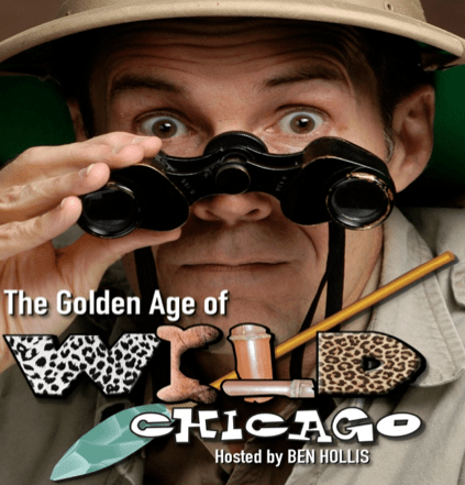 """Hollis' new """"Wild Chicago"""" DVD premieres at the Patio"""