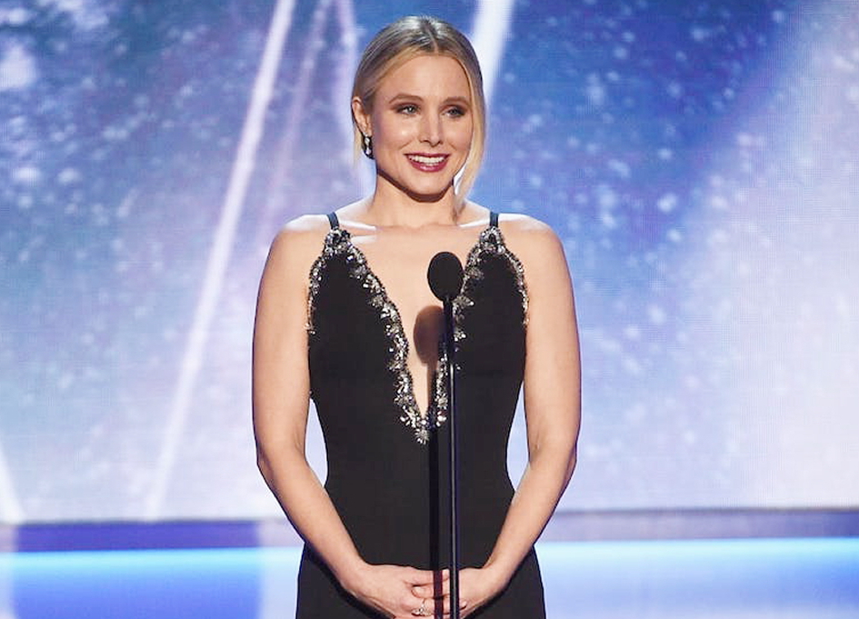 Kristen Bell at the SAG Awards