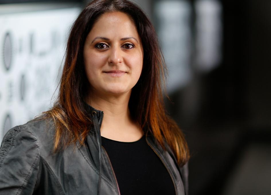 Reel Women: Kamelya Alexan, Filmmaker