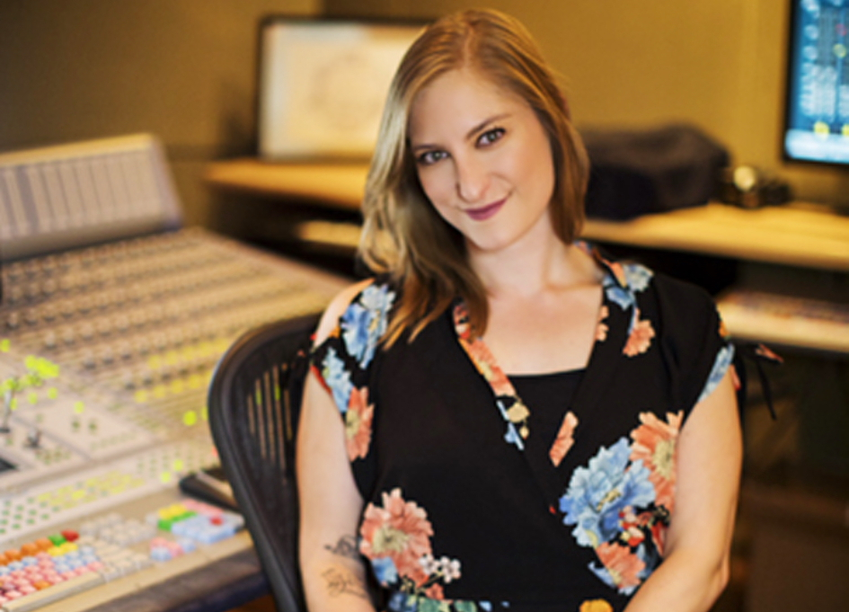 Reel Women: Marina Killion, Audio Engineer