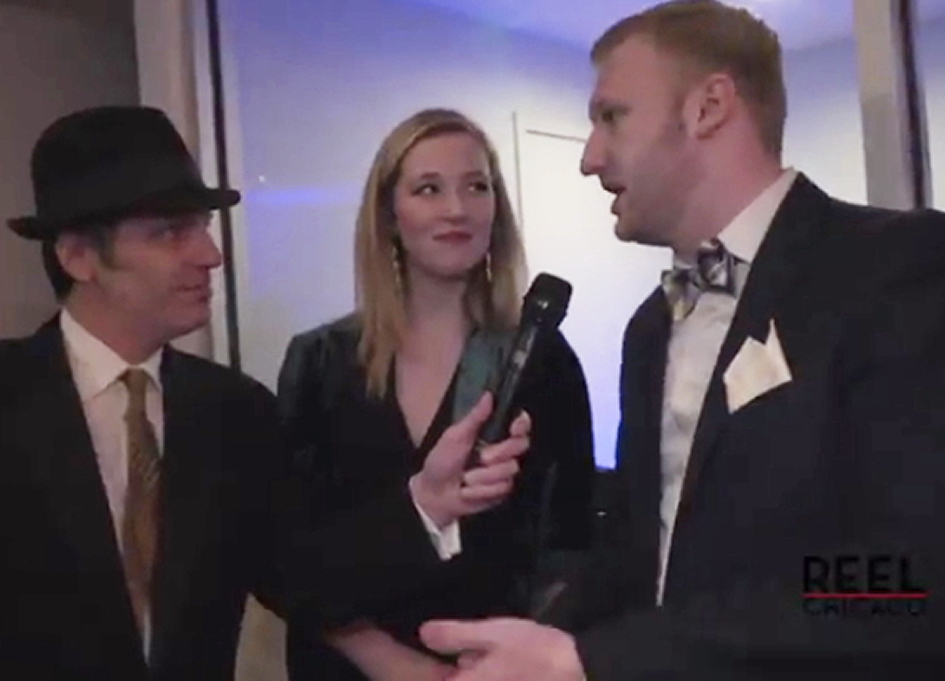 Video Wrap: Siskel Center's Oscar night viewing party