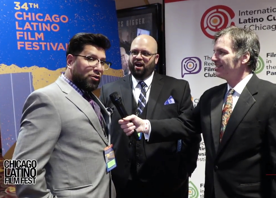 Opening night excitement at Chicago Latino Film Fest
