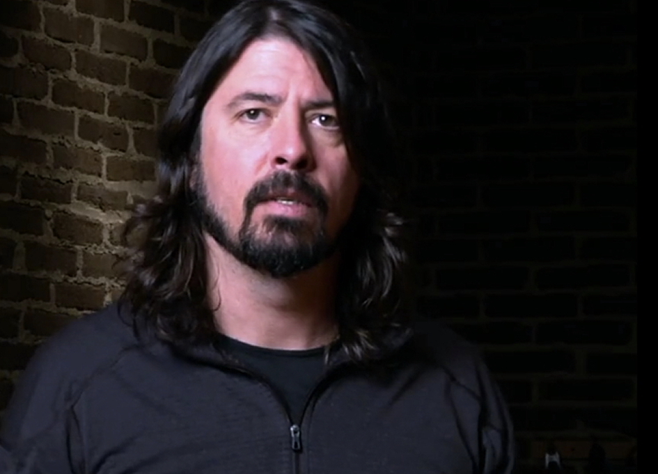 """Dave Grohl in """"INDUSTRIAL ACCIDENT: The Story of Wax Trax! Records"""""""