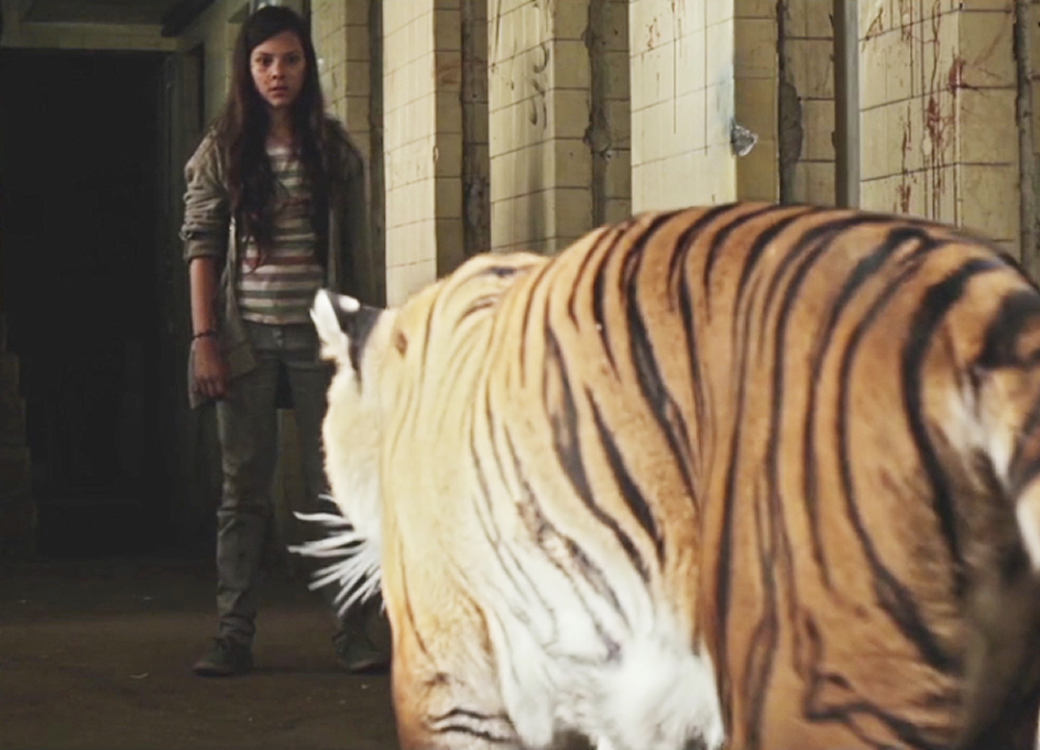 """Tigers Are Not Afraid"" wins Latino audience choice"