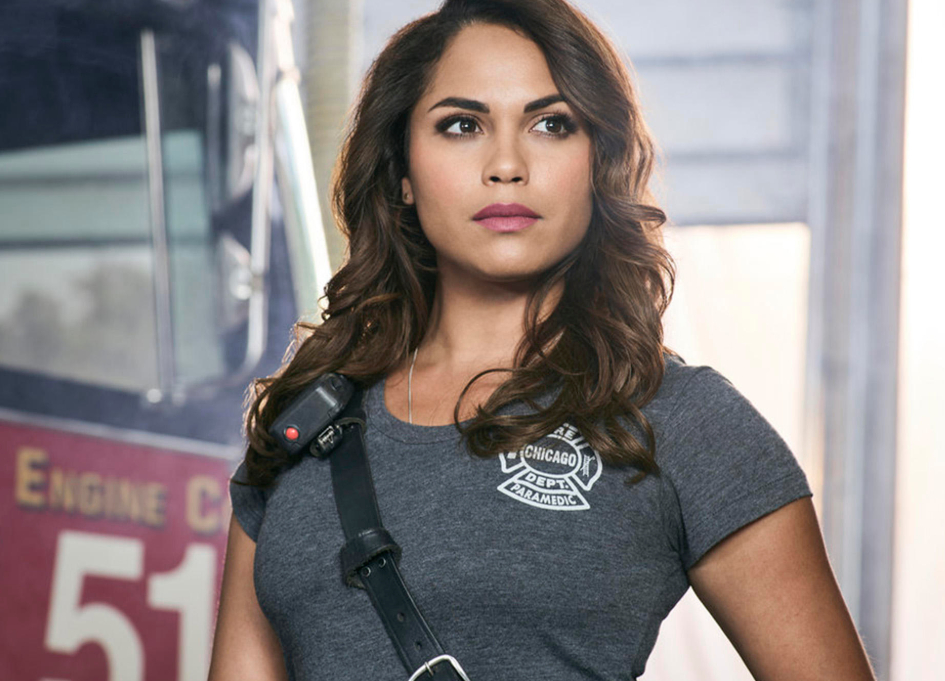 "Monica Raymund exits ""Chicago Fire"" after renewal"
