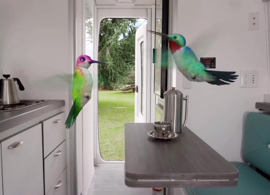 Calabash helps Airstream launch new Nest trailer