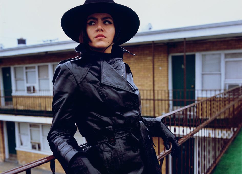 Emily Esperanza (photo: Michael Egon Schiele)