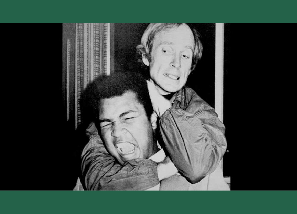 """""""Ali & Cavett: The Tale of the Tapes"""" screens August 5 and 6 at BHFF"""