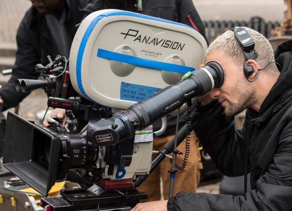 Cinematographer Chase Irvin