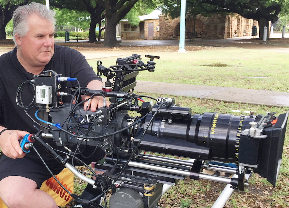 Cinematographer Bill Nielsen, Jr. signs with APA