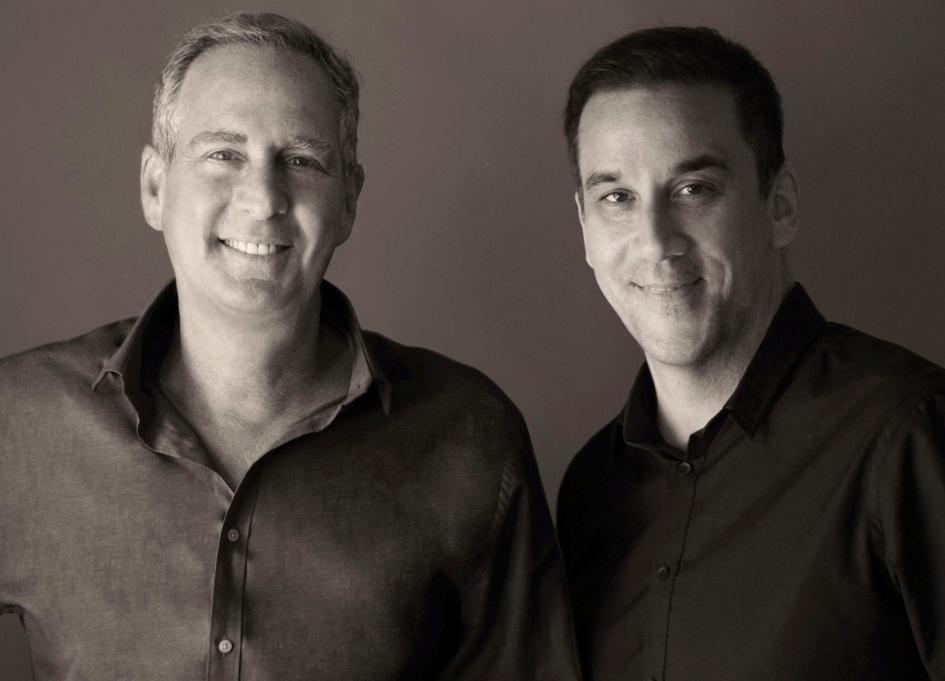 Brett Froomer and Ivo Knezevic