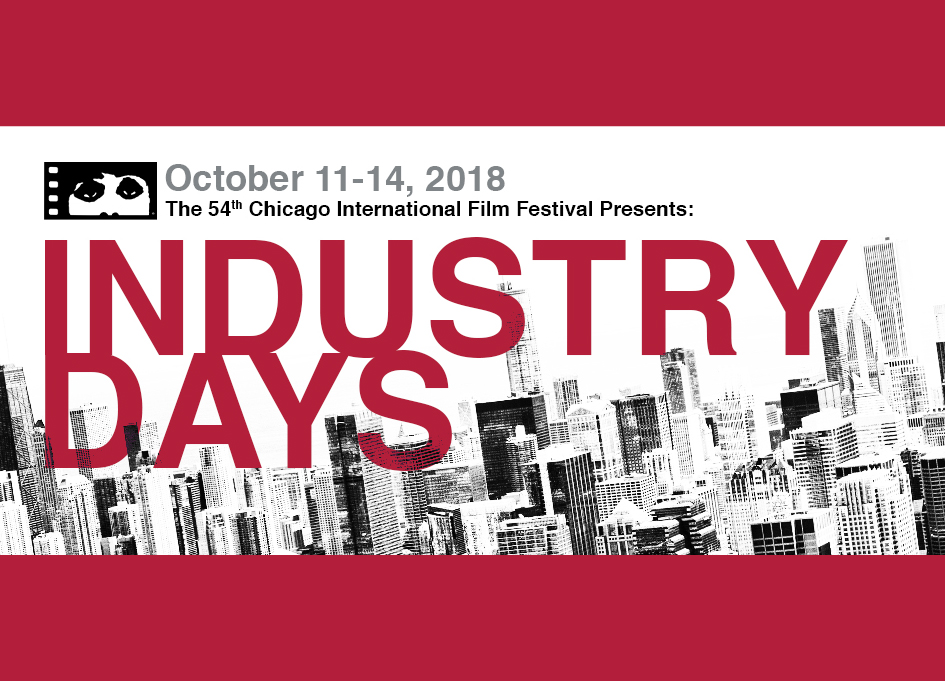 Chicago Int'l Film Fest releases Industry Days schedule