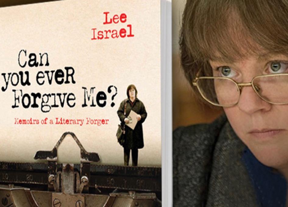 "The unforged truth behind ""Can You Ever Forgive Me?"""