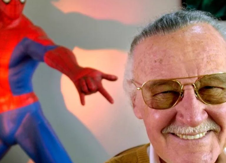 My real life superhero Stan Lee passes at 95