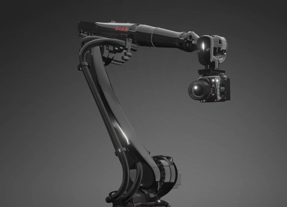 MK Films acquires 'lightning-fast' high-speed robot
