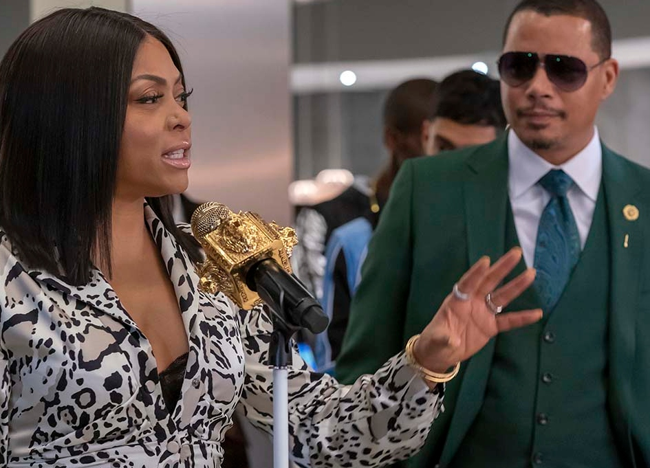 'Empire' cast calls for the return of Jussie Smollett