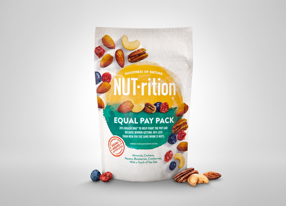 NUTrition Equal Pay Pack
