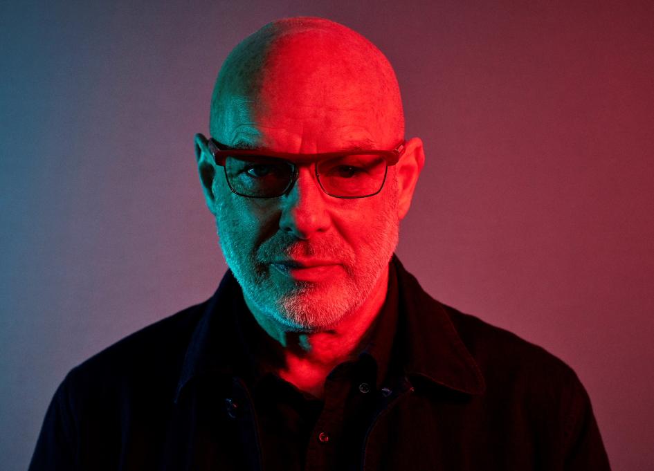 Brian Eno (photo: Shamil Tanna)