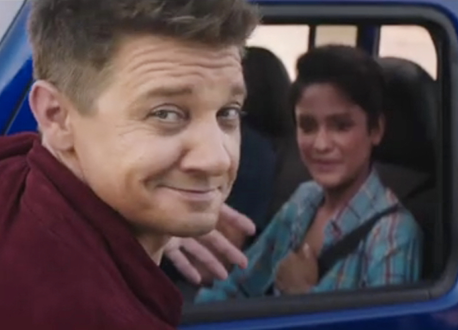 Jeremy Renner stars in Jeep campaign by HighDive