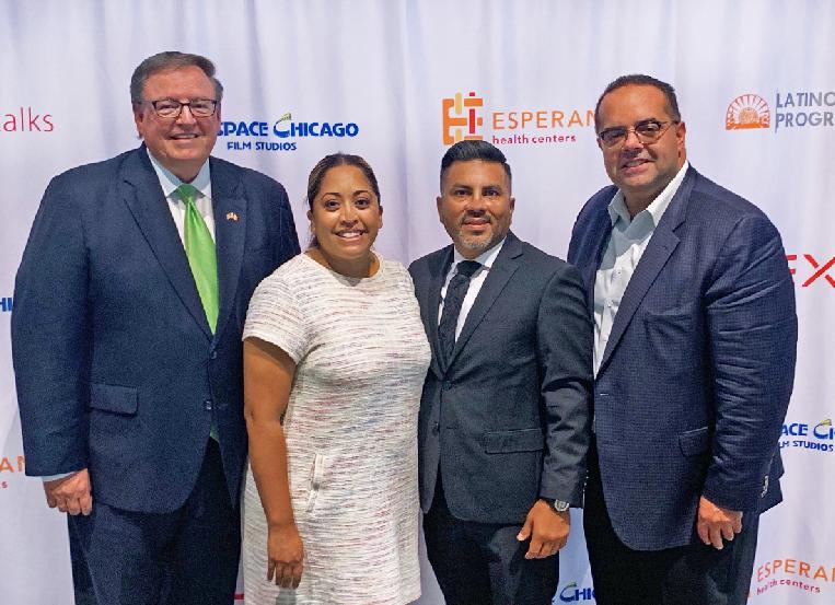 Cinespace sponsors 7th annual Mex Talks
