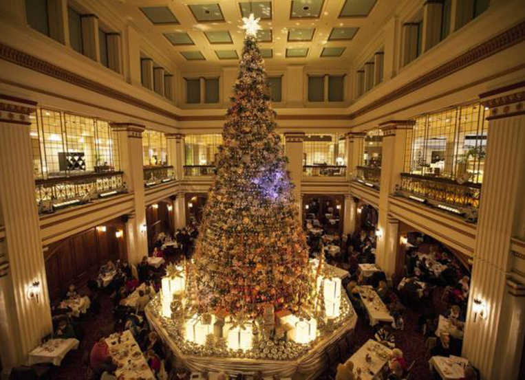 Macy's Great Tree Lighting Ceremony tomorrow