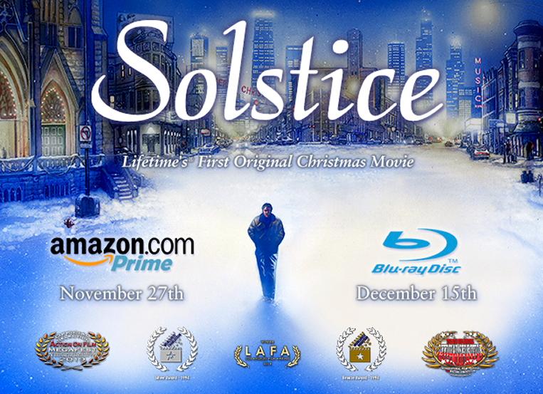 Lifetime's original Holiday Movie on Amazon Prime