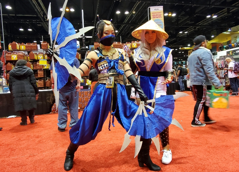 From cosplay to comics, C2E2 comes to Chicago