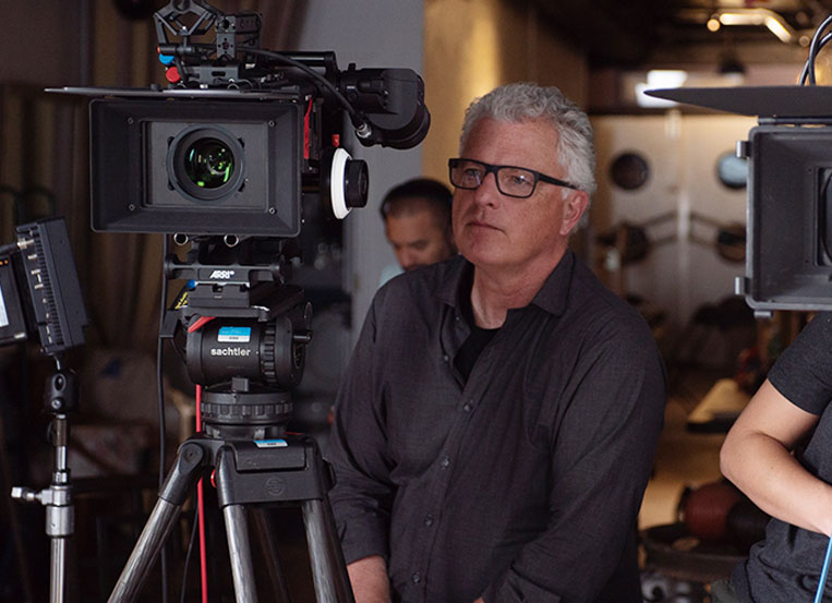 Behind the Scenes: documentary filmmaker Robert Hanna